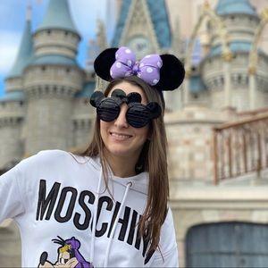 Accessories - NIB Mickey Mouse Ears Black Sunglasses Adult Kid